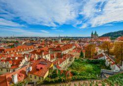 Developerské projekty v Praze