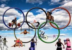 Olympiada- vzpěrači