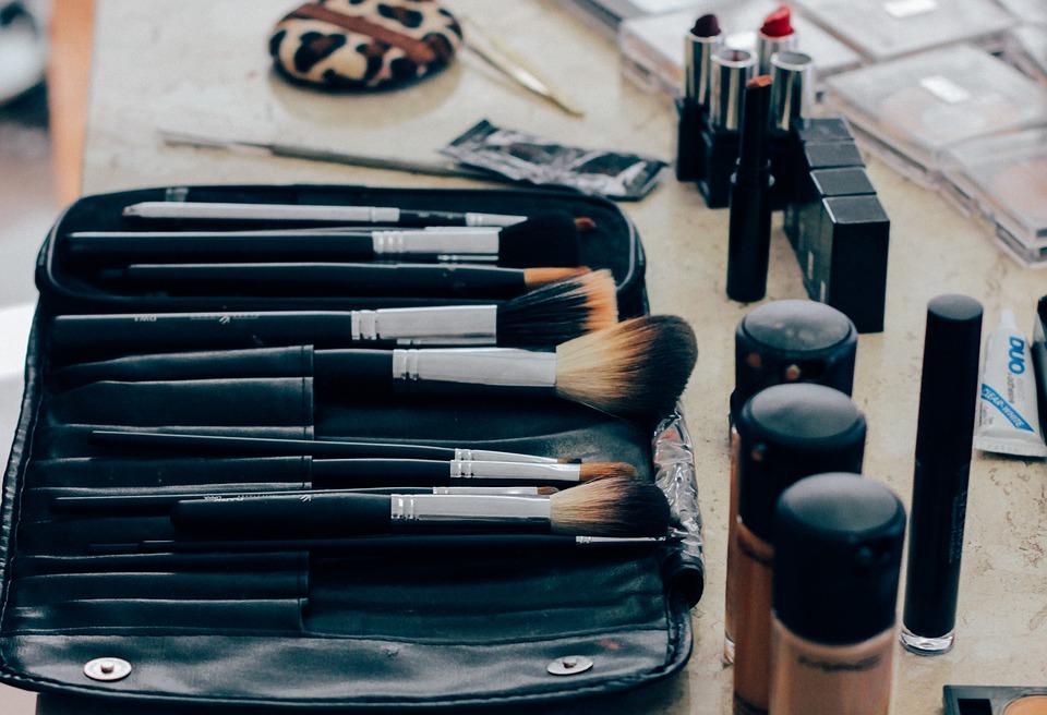 Návštěva kosmetiky