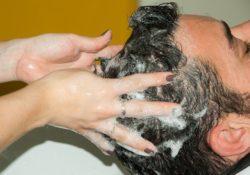 domácí šampony