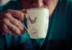 pití kávy a naše kila