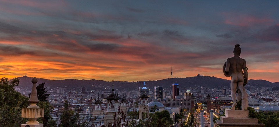 Barcelona je chytré město