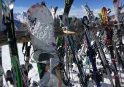 Financování lyžování v zahraničí