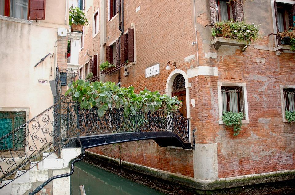 Nejznámější místa Itálie