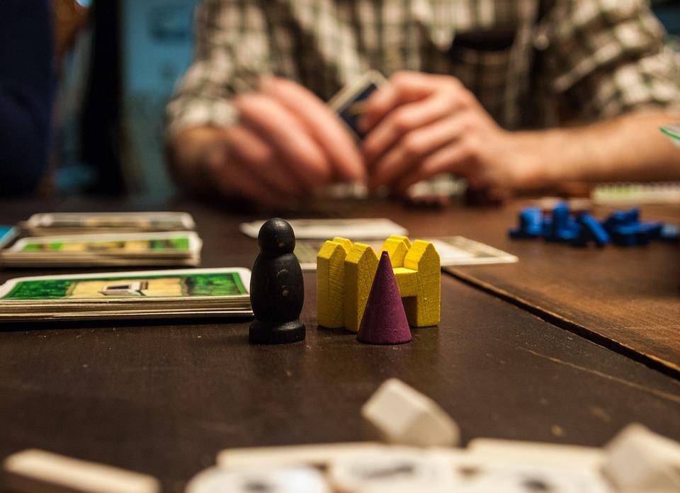 Tři deskové hry
