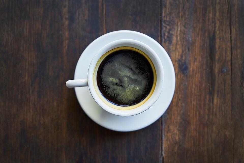 Káva jako něco nepostradatelného v kuchyni
