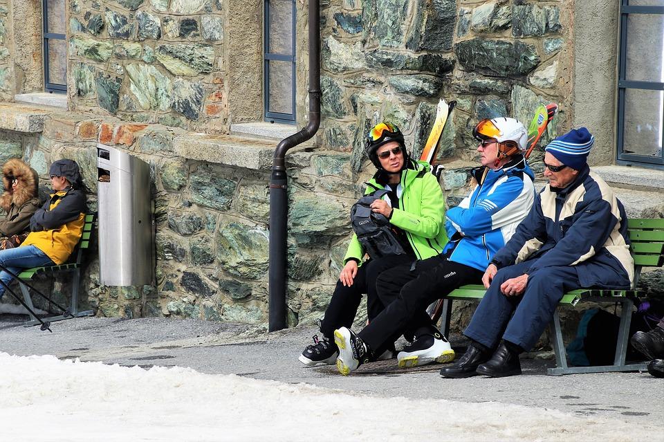 Bez čeho se neobejde dobrá lyžařská bunda
