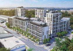 Nové byty v centru Prahy