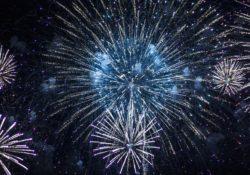 Ohňostroje na nový rok jsou dnes tradicí. Nebylo tomu tak ale vždy